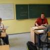 Warsztaty dziennikarskie i językowe